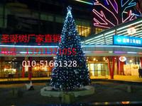 亦庄创意生活广场圣诞树